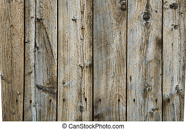 Background of an old weathered wooden wall