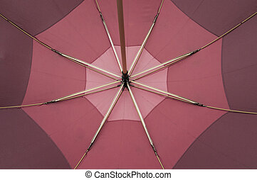 Background of an umbrella
