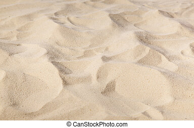 beach sand - background of beach sand