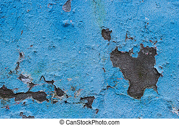 Background Of Blue Brick Wall Texture