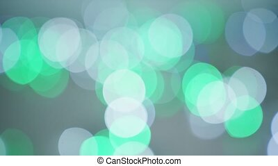 Background of blurry lights - Abstract background of various...