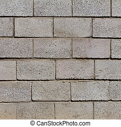 background of bricks cinder block