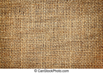 background of burlap hessian sacking texture