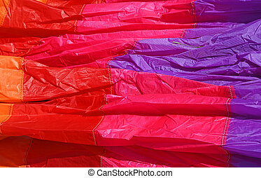 background of colorful textile