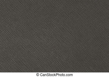 Background of dark olive leather. Olive leather texture.