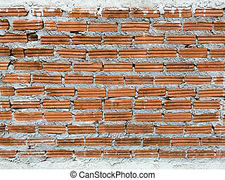 Background of dirty brick wall texture