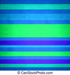 Background of lines in blue and green