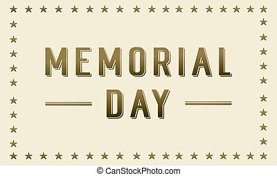 Background of memorial day collection
