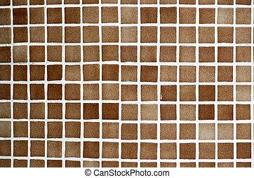 mosaic wall texture