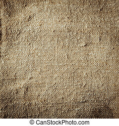 Background of natural hessian - Background of grungy natural...