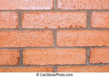 Background of old brickwork