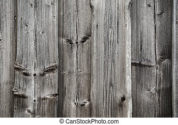 Background of old weathered wooden wall