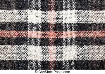 Background of plaid