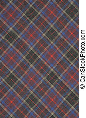 Background of purple plaid - High resolution image of purple...
