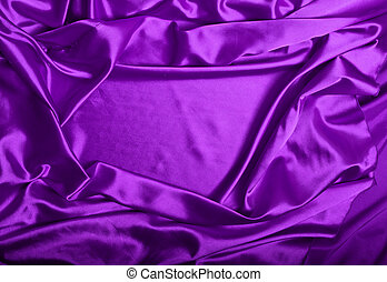 background of purple silk with a place for text