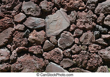 ROCKS - BACKGROUND OF ROCKS