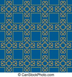 Background of seamless pattern