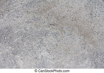 background of small pebbles and sand