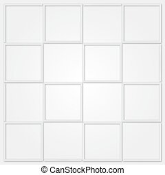 Background of squares