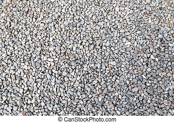 background of stone rubble