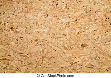 wood chips pressed close up