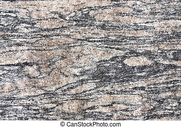 Background of the metamorphic rock type augen gneiss.