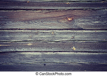 Background of the old wooden