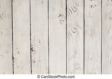 Background of the old wooden planks white.
