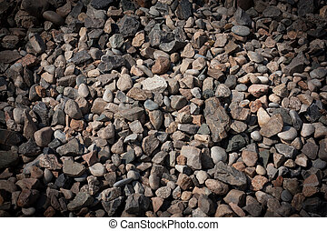 Background of the stones