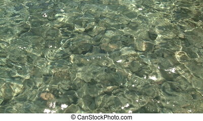 Background of the water - Background of the purest water of...