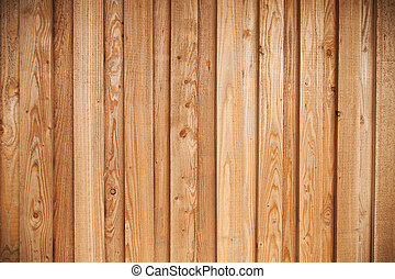 background of wood on the wall