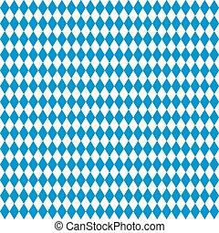 Background Oktoberfest seamless