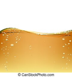 Background olive oil isolated on a white background. Engine oil