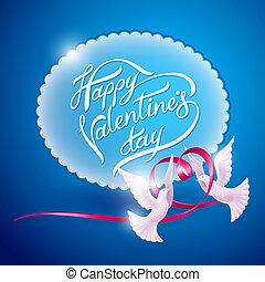 Background on Valentine's Day