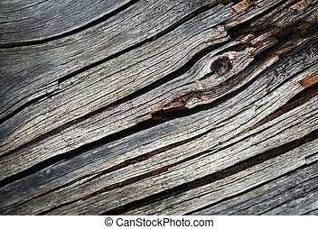 abstract detail on old wood