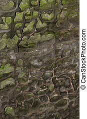 background or texture of abstract wheathered sandstone with ...