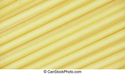 Background pasta rotate clockwise top view - Background...