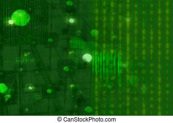 background, pattern, green