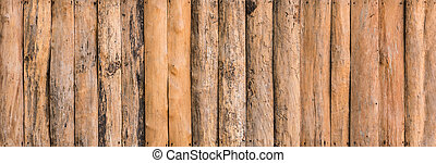 detail of wood texture decorative
