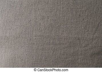 Background Pattern of Brown Textile Fabric Texture