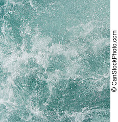 Background sea waves