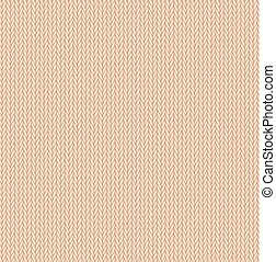 background seamless pattern texture of beige wool knitwear