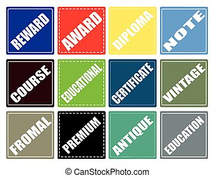 set stamp certificate