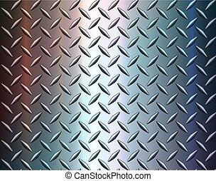 Background silver metallic 3d chrome