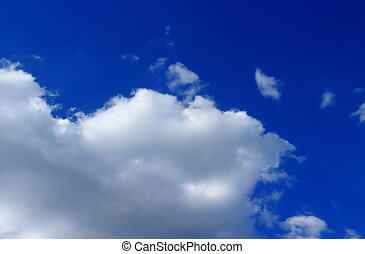 Background sky abstract