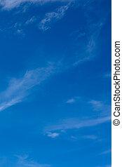 background sky blue