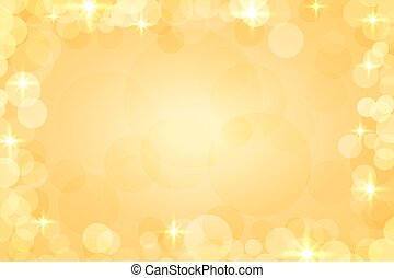 background sparkle gold