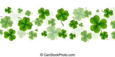 Background St Patricks Day Card