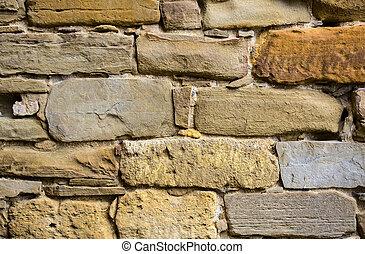 background stone wall
