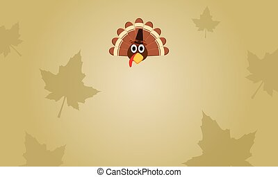 Background style Thanksgiving day collection